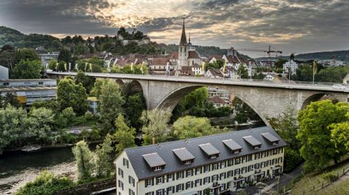 Baden Swiss. Gambar ihsan Wikipedia